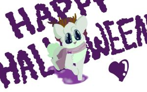 Happy Halloween!  by Strawberrybearz