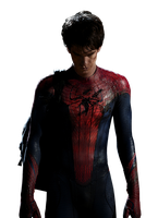Amazing Spider-Man - Transparent by Asthonx1