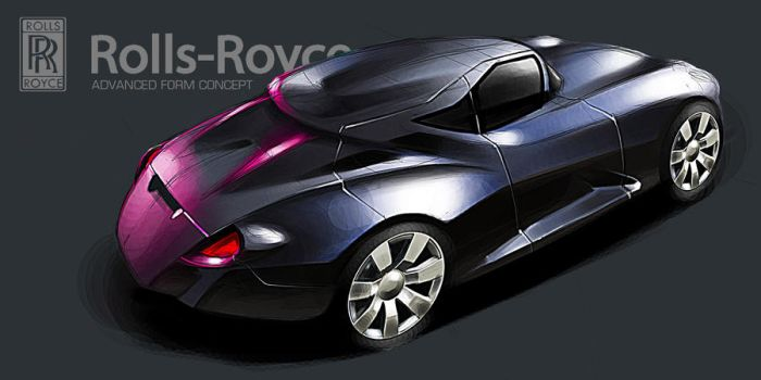 Rolls Royce AF Concept by PPLBLISS