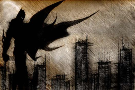 Batman Begins by AXE187GRIDER