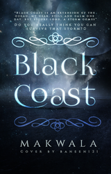 COVER#15 Black coast by Baneen232