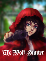 Red riding hood by Juliichi