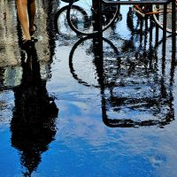 Wet steps by Yousry-Aref
