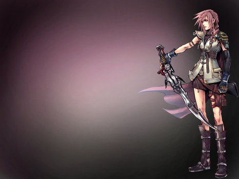 Lightning Farron ~ by covewood