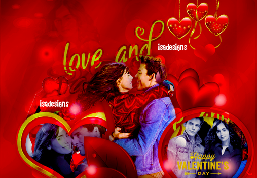 +ID//  LOVE AND PASSION // by IsaDesigns09