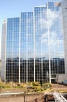 Reflected Building by i4Photography
