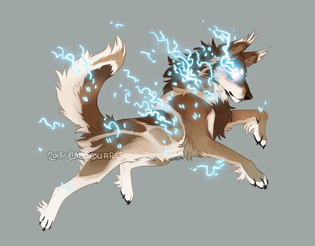 Flying Sparks by Liimesquares