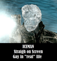 Iceman's sexual orientation by TexPool