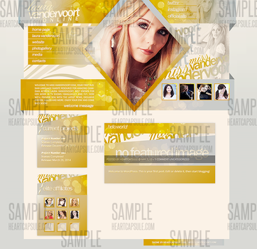 FS layouts: Laura Vandervoort by heartcapsule