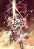 Saber of Red by D-Faction