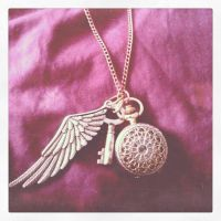 Necklace - 'Collection' by RiseFromTheAsh