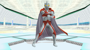[MMD DL] Ultras - Ultraman Ace by BigJohnnyCool