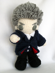 that's the twelfth fucking doctor to you, son by MasterPlanner