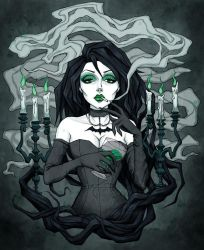 Toxic Phantasmagoria by Enamorte