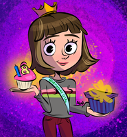 Happy Birthday, Alison! (that's me!) by PiggyInPink