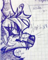 Math doodle by Zwelx