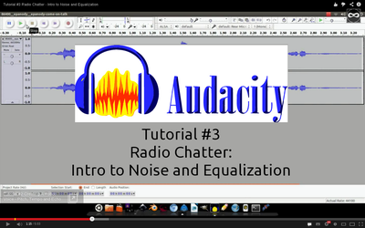 Tutorial #3 Creating Radio Chatter by WickedNinjaPresents
