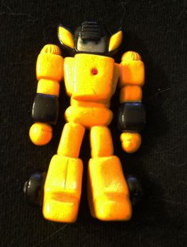 Sunstreaker Figurine by LadyBanzai