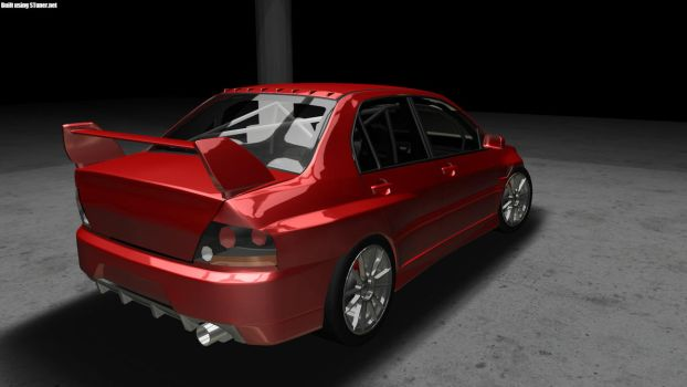 Factory Looking Evo 9 by TunaPlatinum