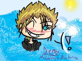 Demyx 3 of 33 by tsunamithedemon
