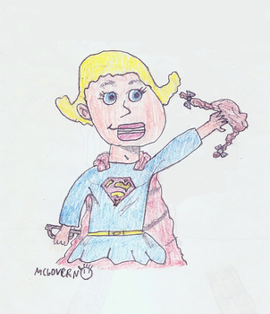 The Girl of Steel by NewDilStories