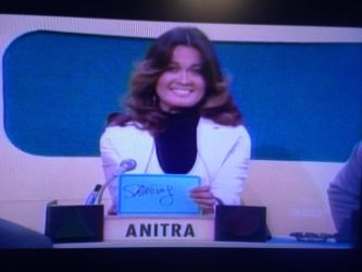 Anitra Ford on Match Game 1976 by dth1971
