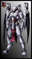 Knight of Omega - Coloured by Garm-r