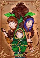 .: Legends of Youtuberia: GANG - Elves :. by AquaGD