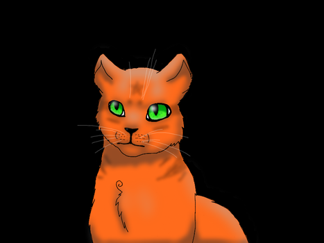 Firestar by TheDerpiestofHooves