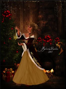 Magic of Yuletide by paranormallily32