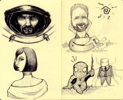 Sketchbook3 by Sunsquid