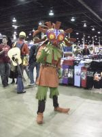 Majora's Cosplay by Lionofdemise