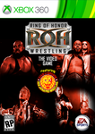 ROH Wrestling: The Video Game (Last Gen Cover) by AlphaWWE