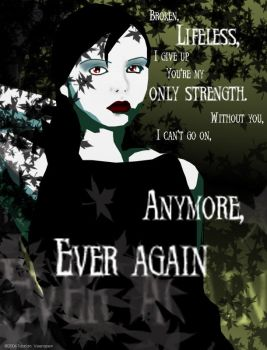 Anymore, Ever Again by lovetubby