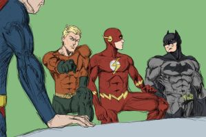 Superfriends by phil-cho
