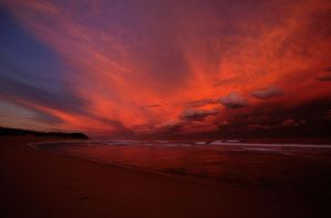 Sunset After The Storm-2 by jbrum