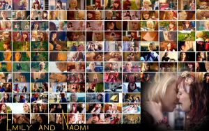naomily wallpaper. by chenzelite