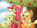 Apples to the Core by pdutogepi