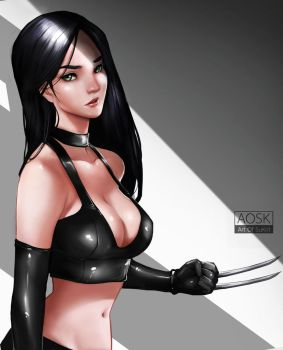 X-23 by Aosk26