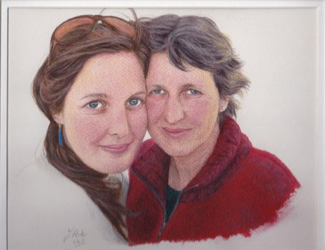 The Watsons by pixeleiderdown