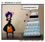 Jinxed 16 meanwhile at AVCon by Hotaru-oz