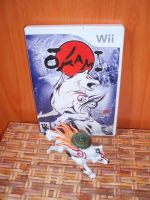 Okami figure commision by Ishtar-Creations