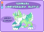 [CLOSED] Iso Anniversary Raffle by SlayersStronghold