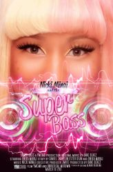 Super Bass Movie Poster. by sweetdisneystar
