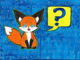 The Fox (What is your sound?) by maffy-pop