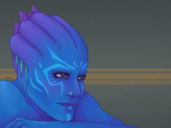 Club Asari by lily-girl414
