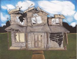 Collide With The Sky by XxSierraRose