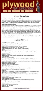 Plywood: About Plywood by PGFish