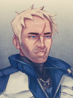 Soldier 76 by Dr-Parasite