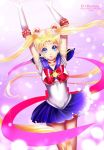 Transformation Series: Sailor Moon by Hikarisoul2